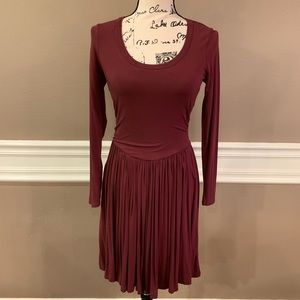 Old Navy Side Shirred Dress, Size Small